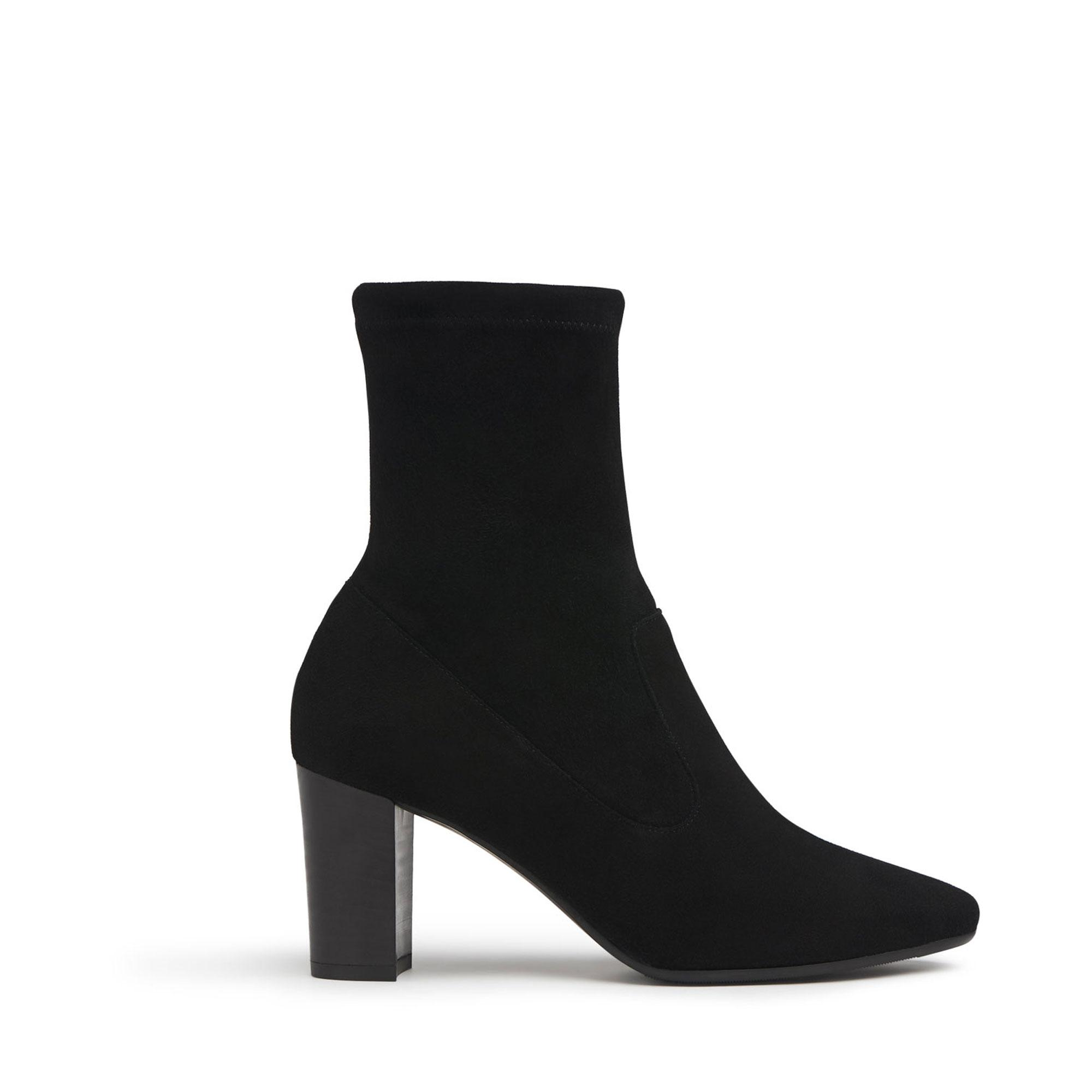 Alice Suede Ankle Boots