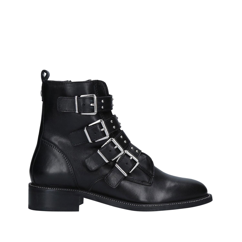 Strap Biker Boots