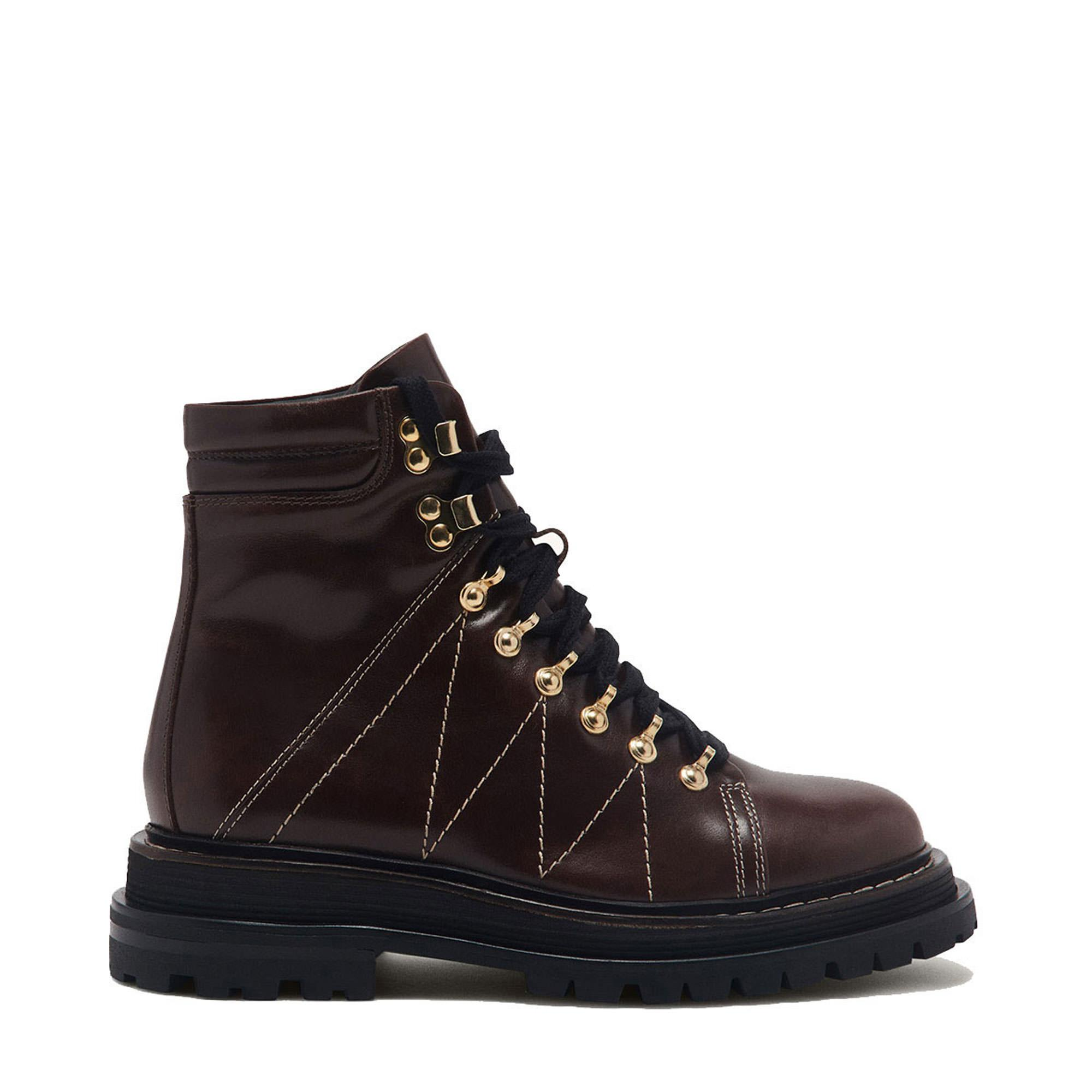 Elton Leather Boots