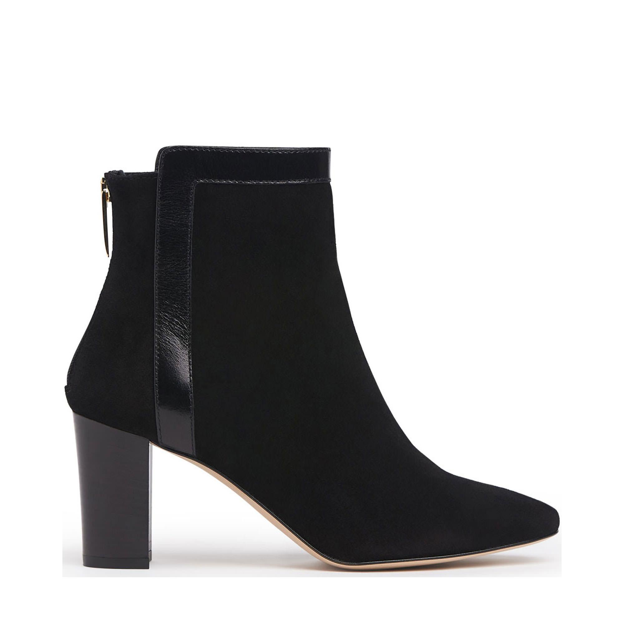 Abbey Suede Ankle Boots