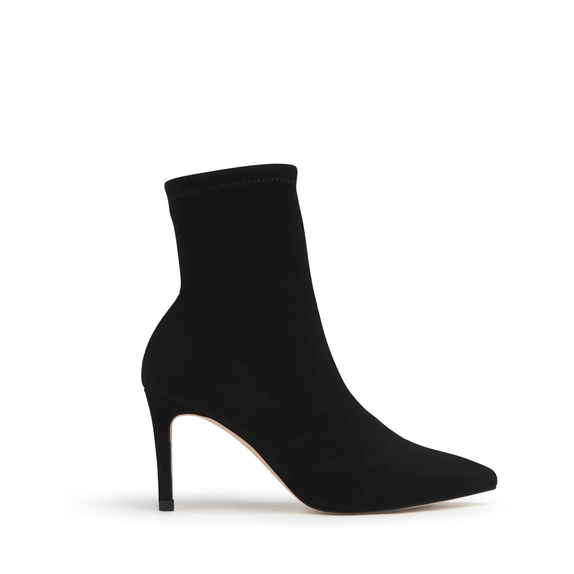 Allie Suede Ankle Boots