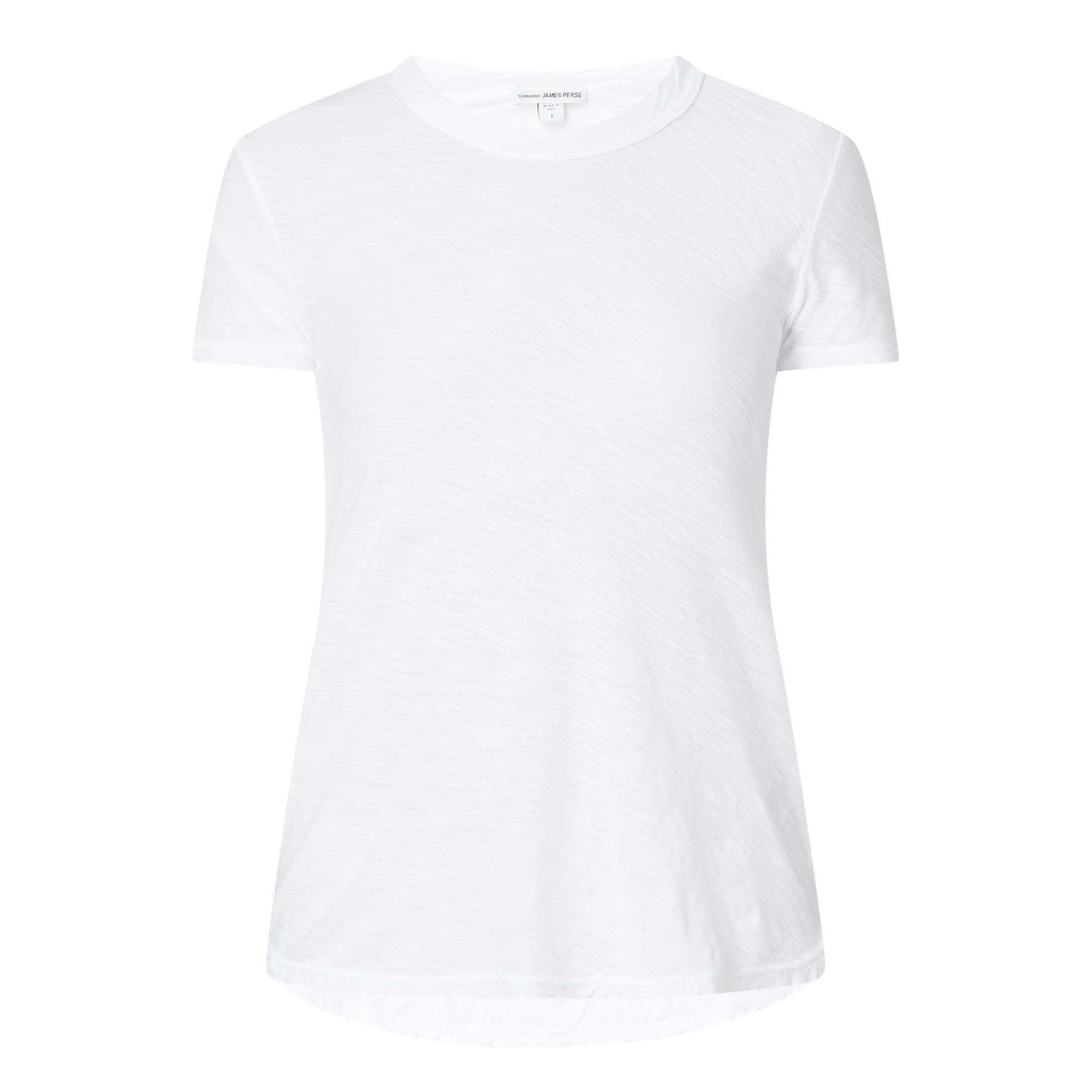 Sheer Slub T-shirt
