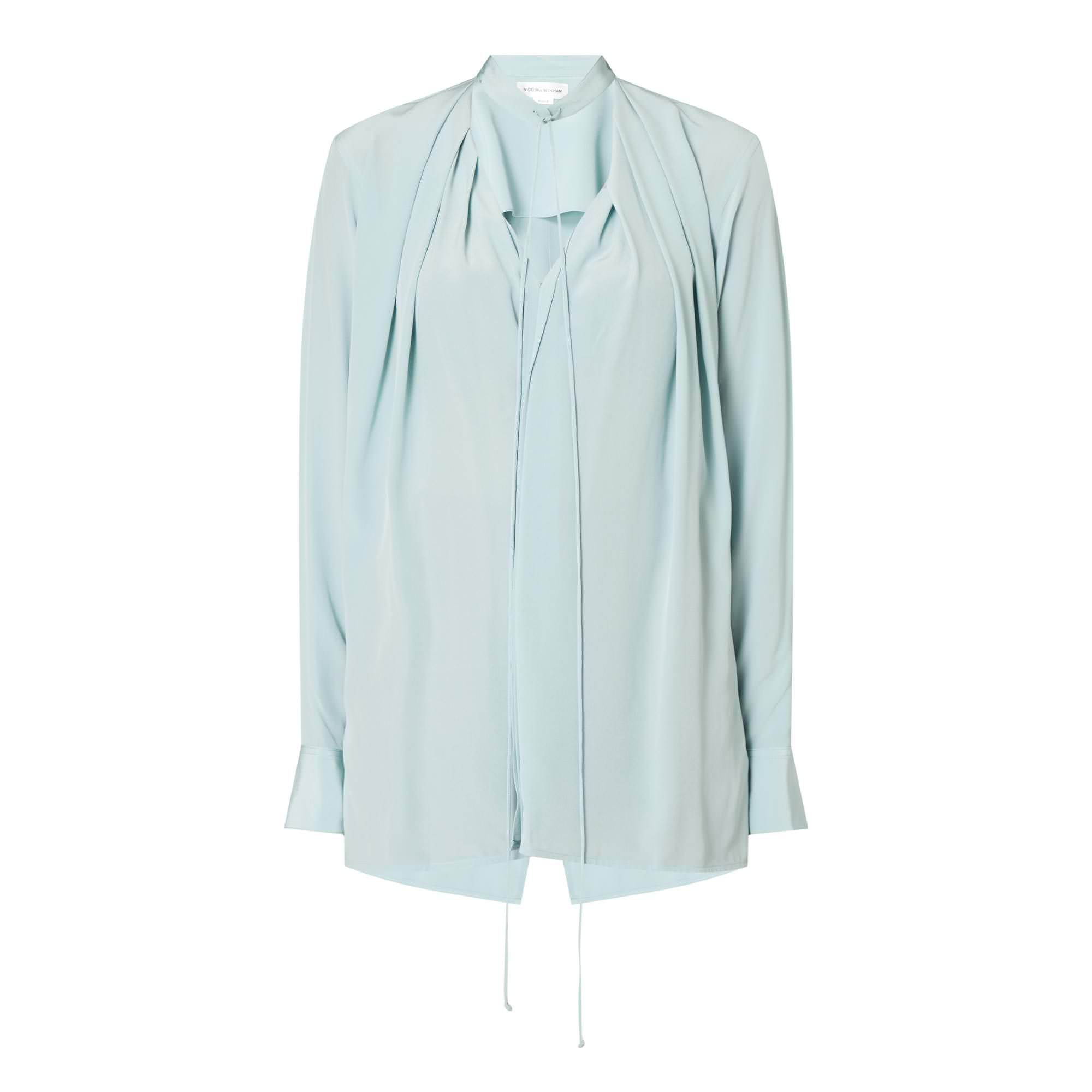 Laced Collar Blouse