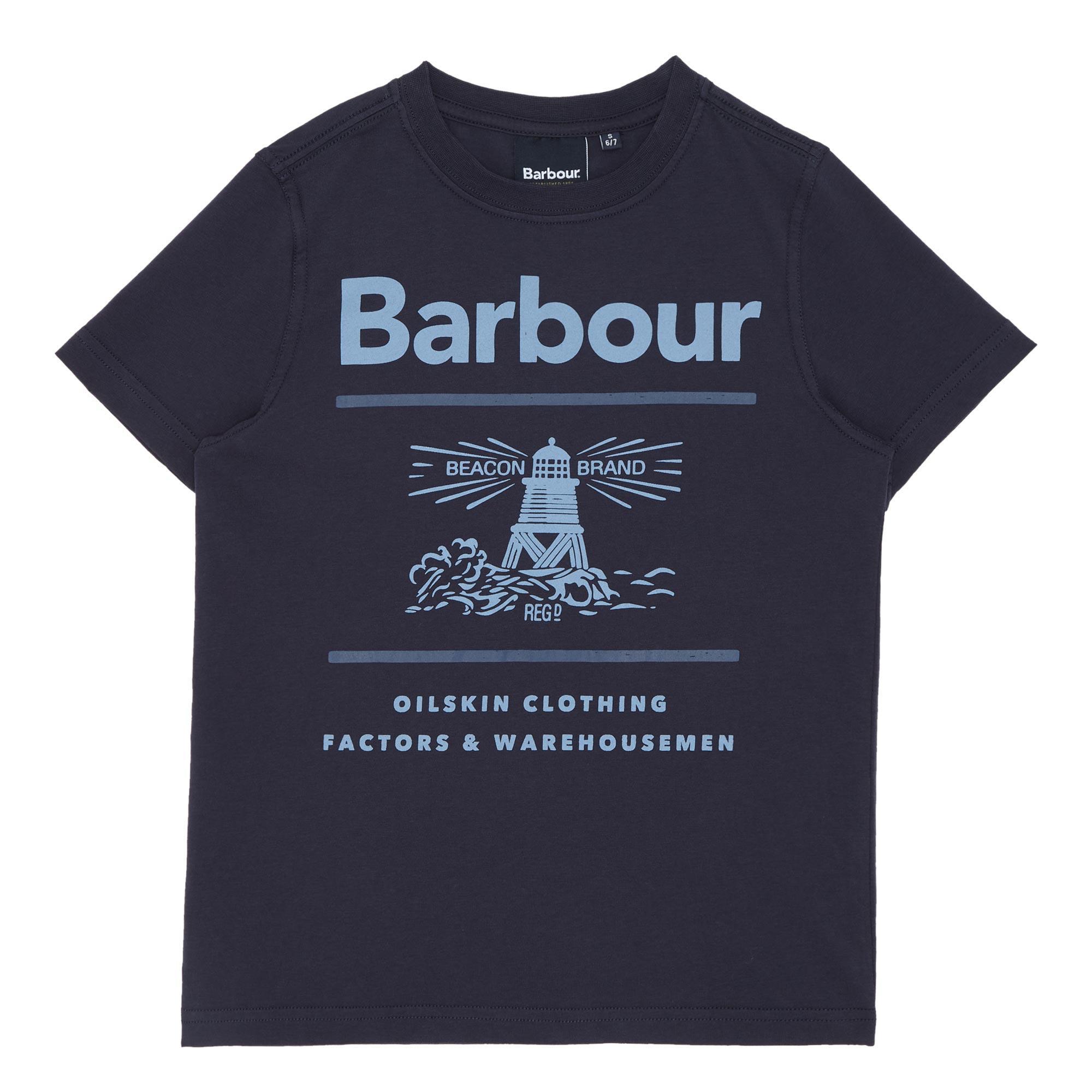 Beacon Cotton T-shirt