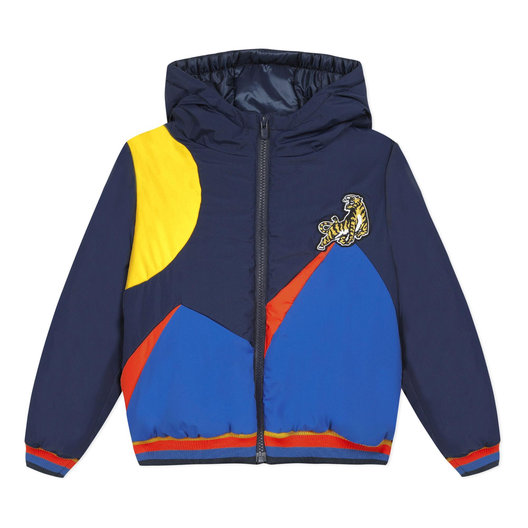 Tiger Detail Jacket