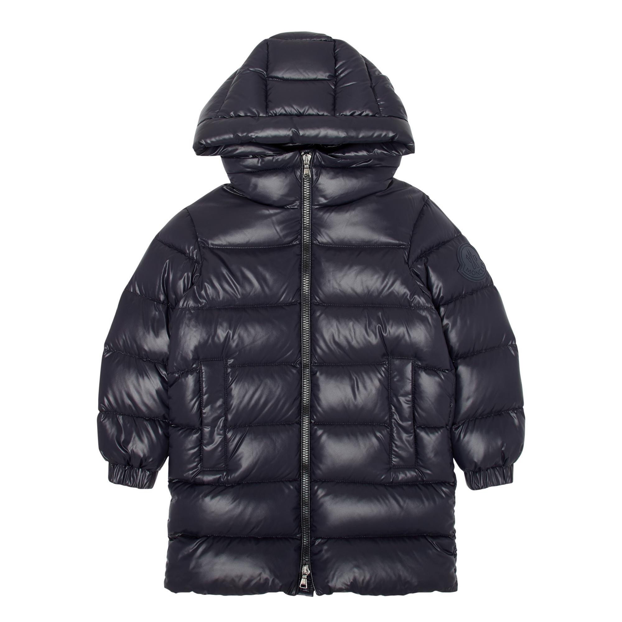 Berry Longline Puffer Coat