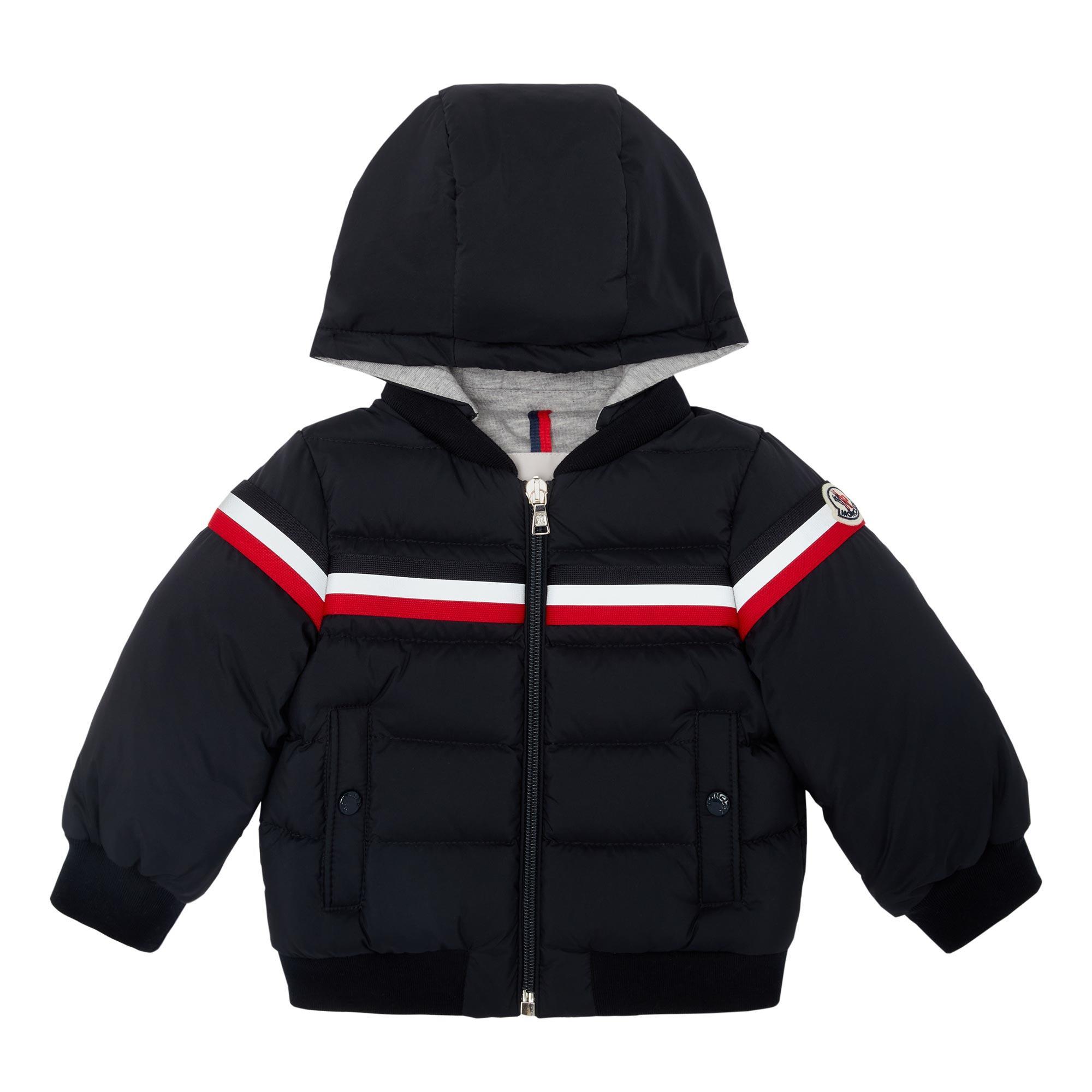 Striped Padded Jacket