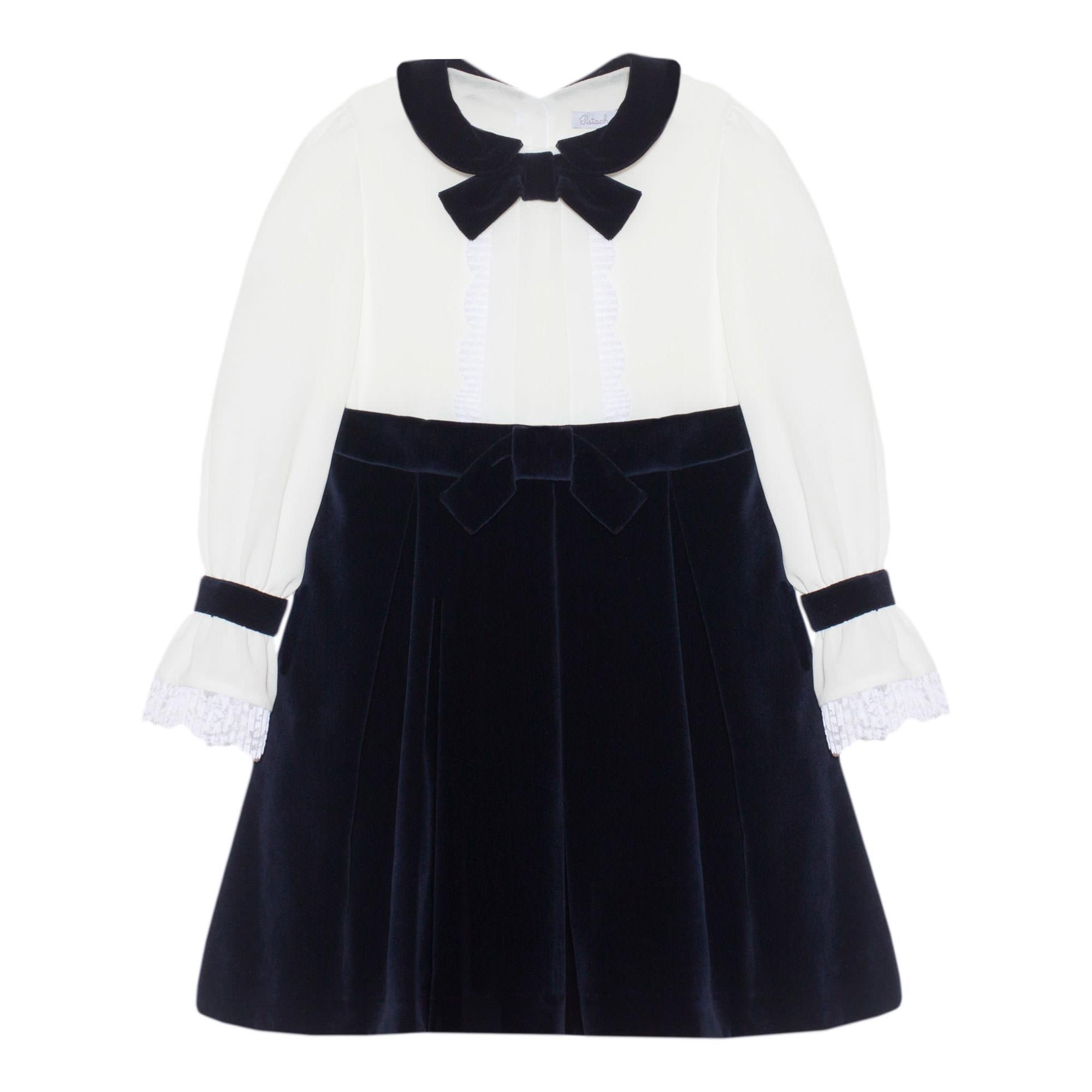 Blouse Top Velvet Dress