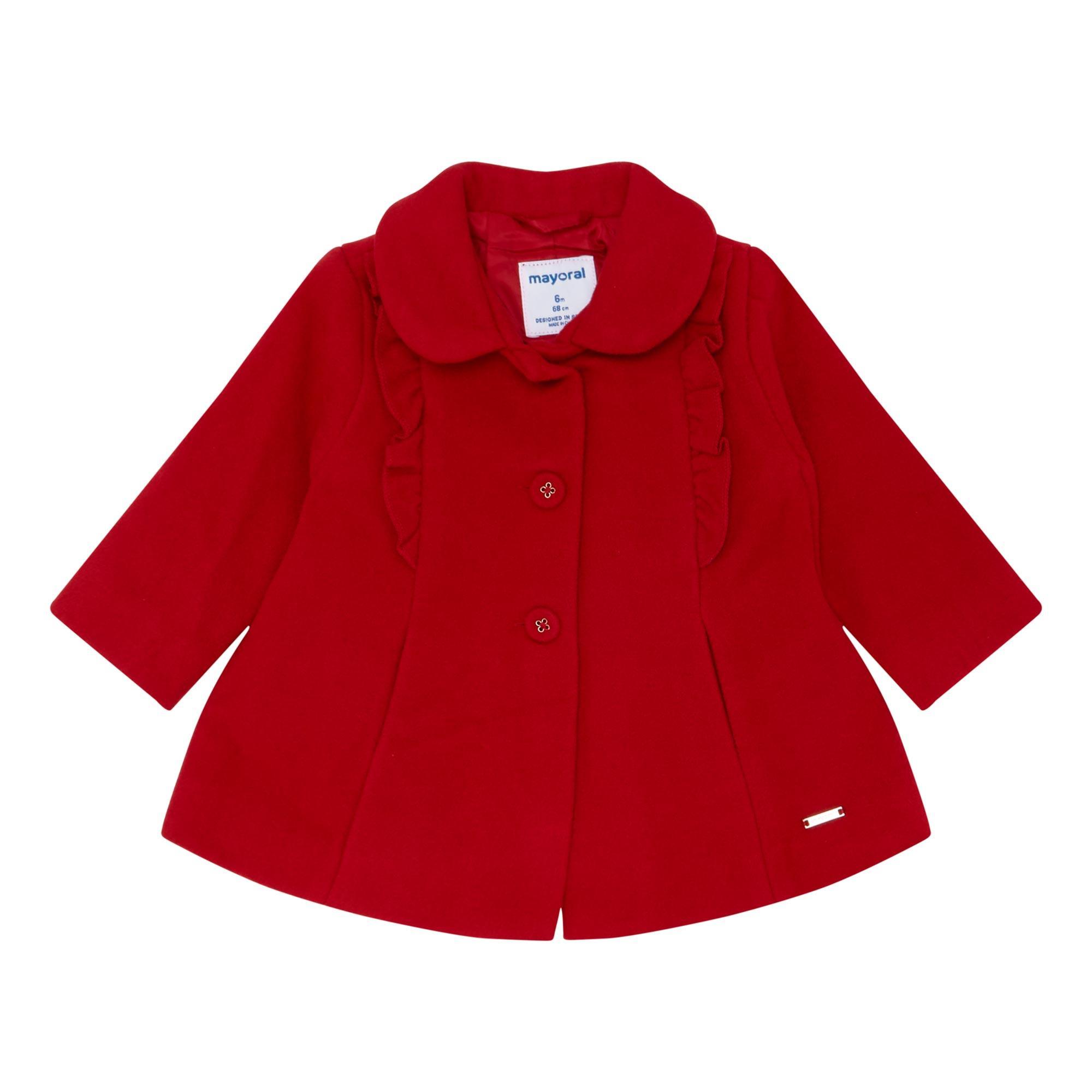 Frill Coat