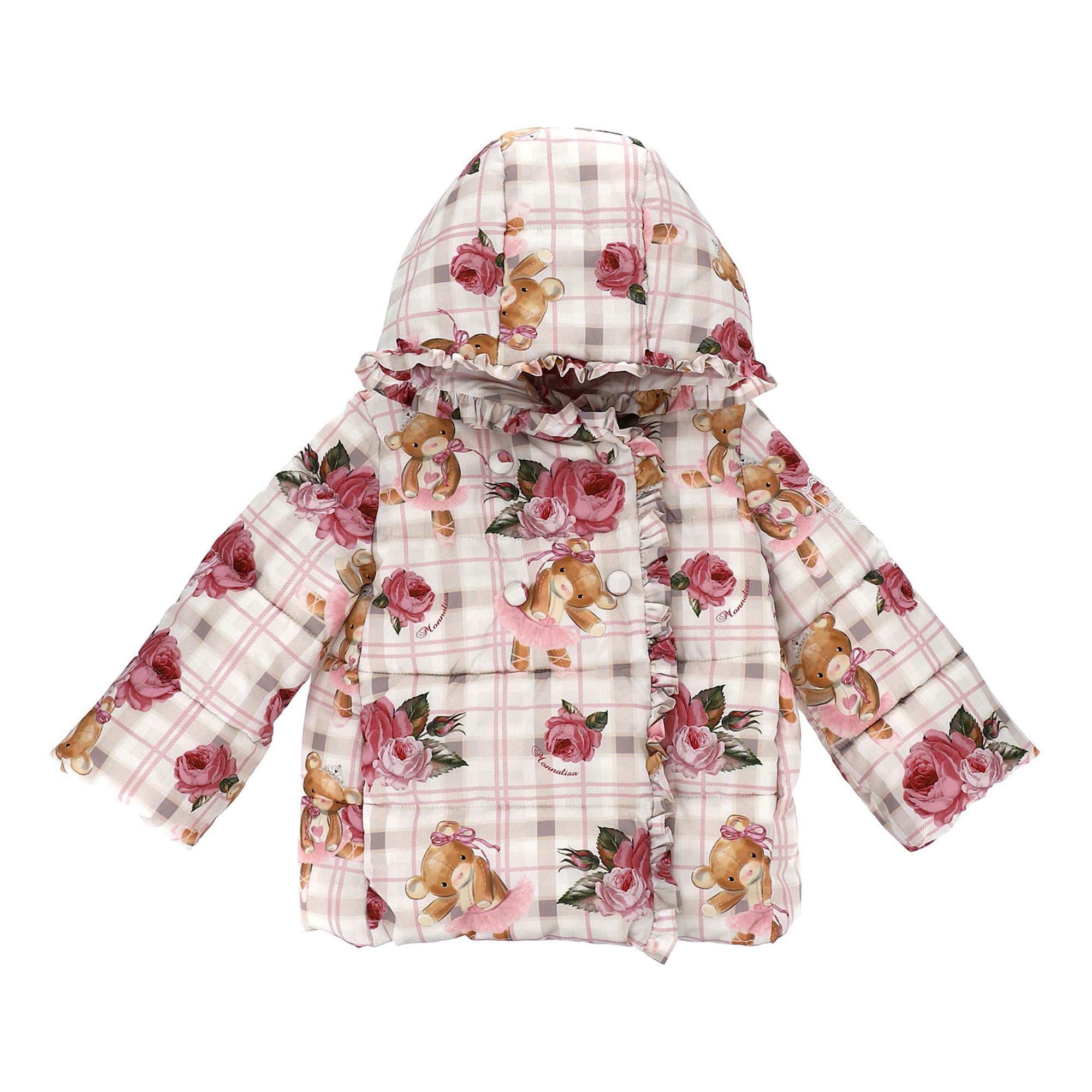 Puffer Bear Jacket