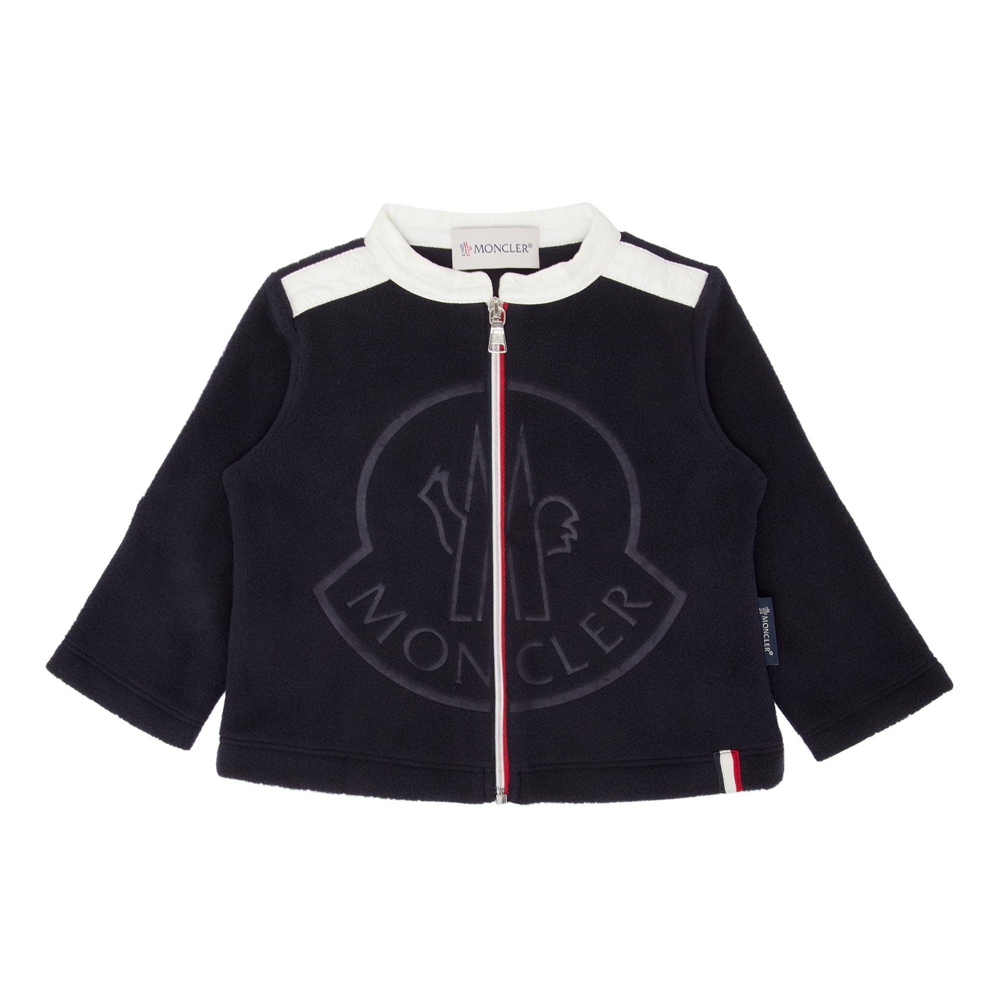 Logo Fleece Jacket
