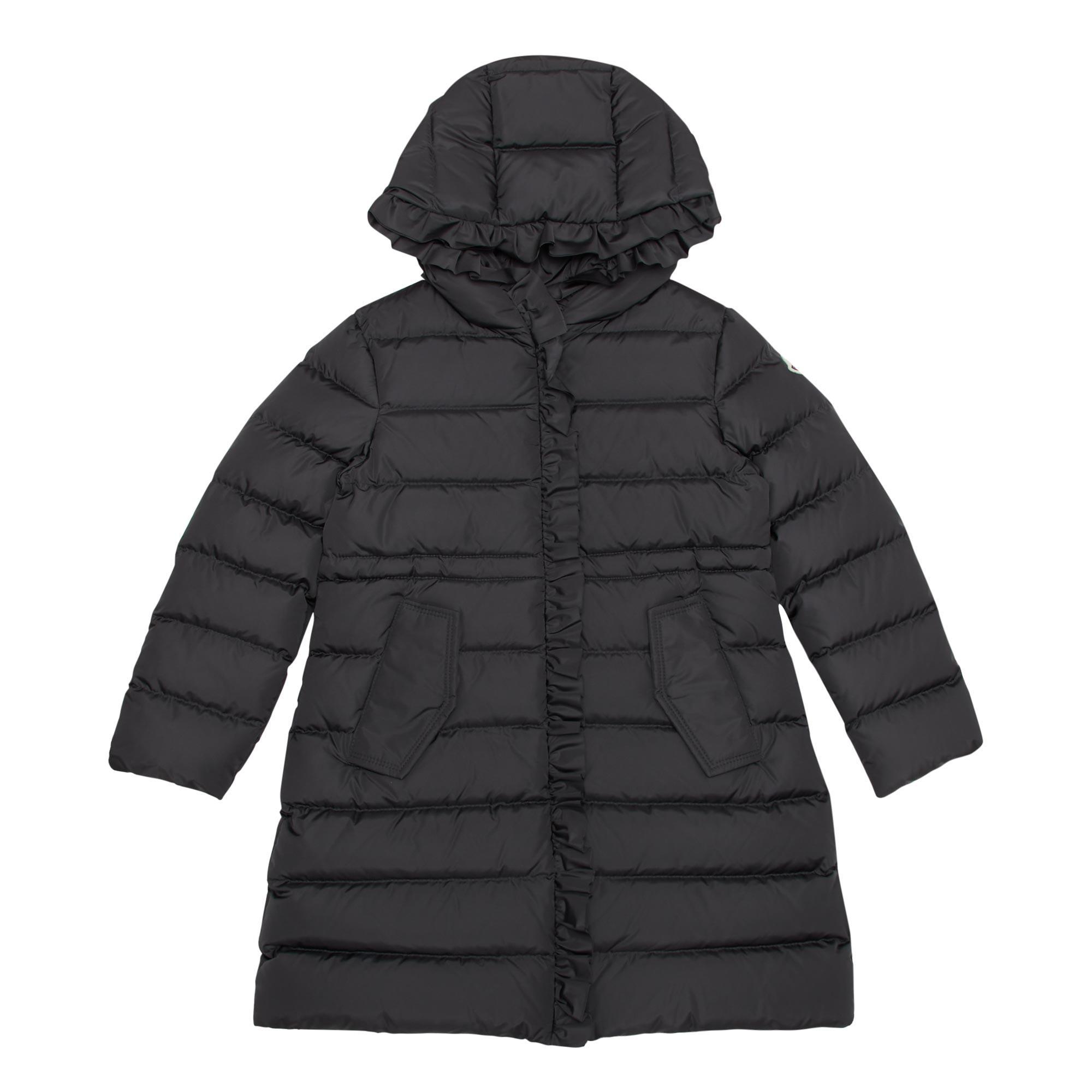 Vennal Frill Coat