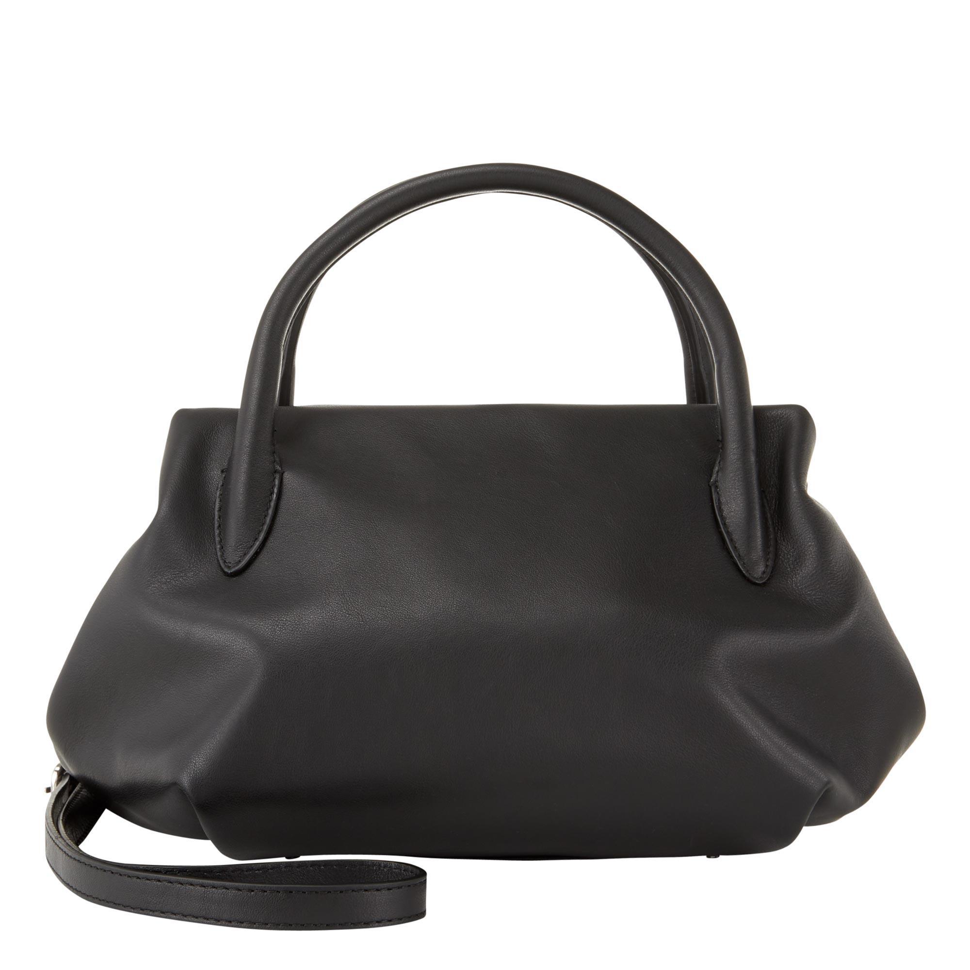 Colette Top Handle Pouch Bag