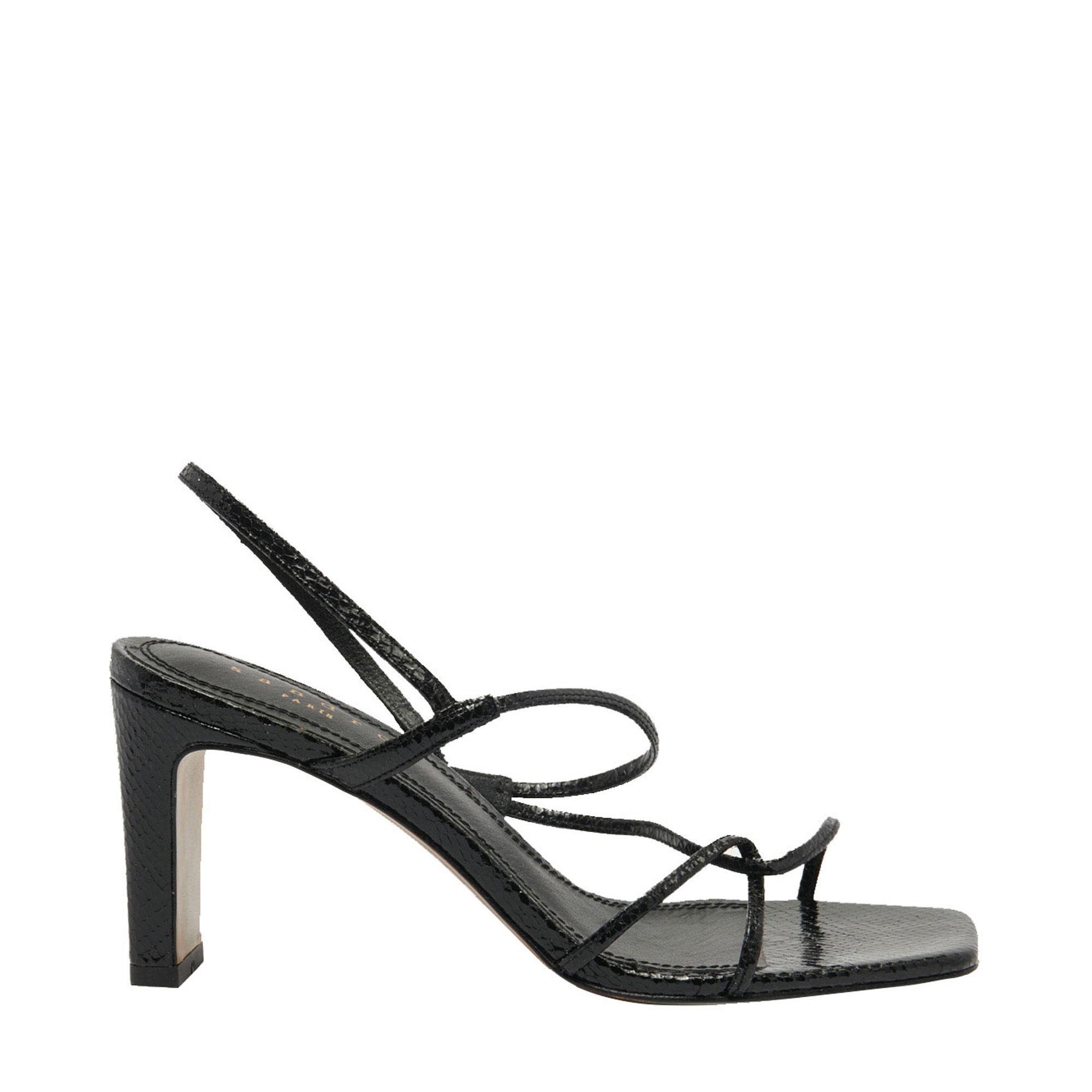 Faye Narrow Strap Sandals