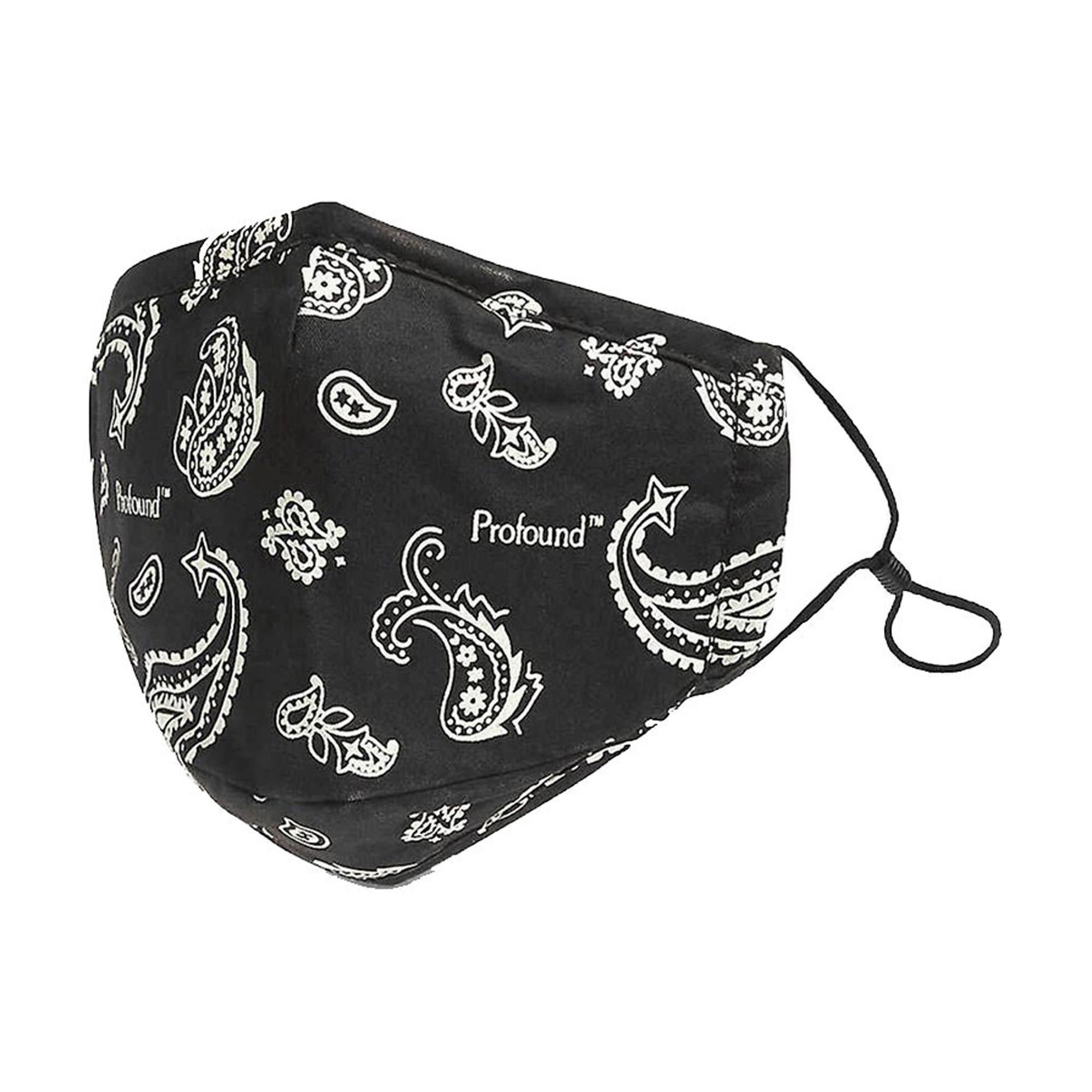 Bandana Print Face Mask