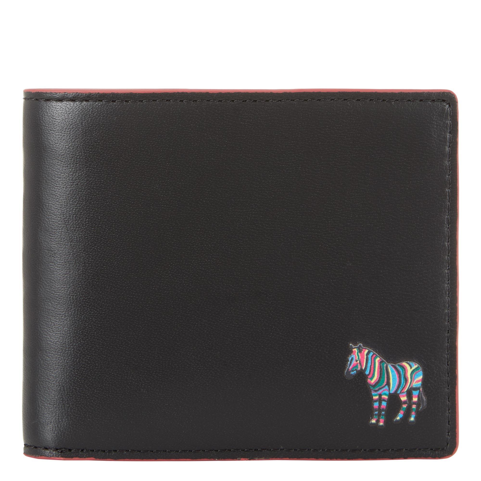 Zebra Bifold Wallet