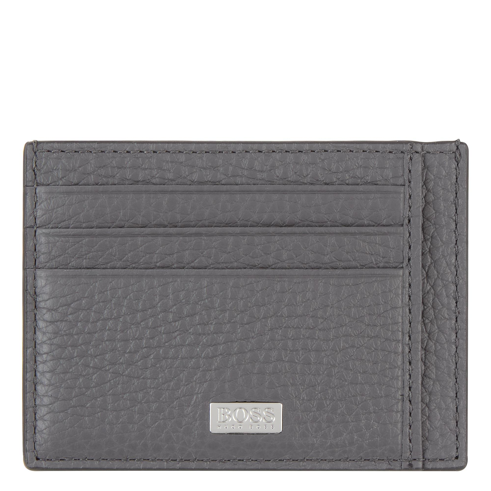 Crosstown Leather Cardholder