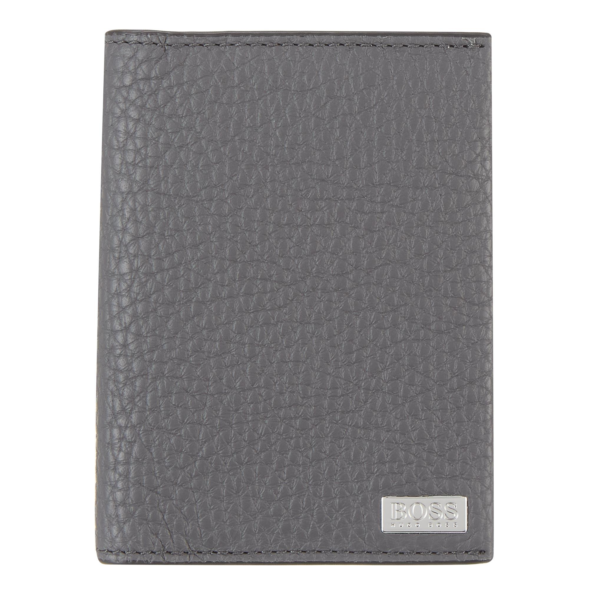 Crosstown Leather Bifiold Card Holder