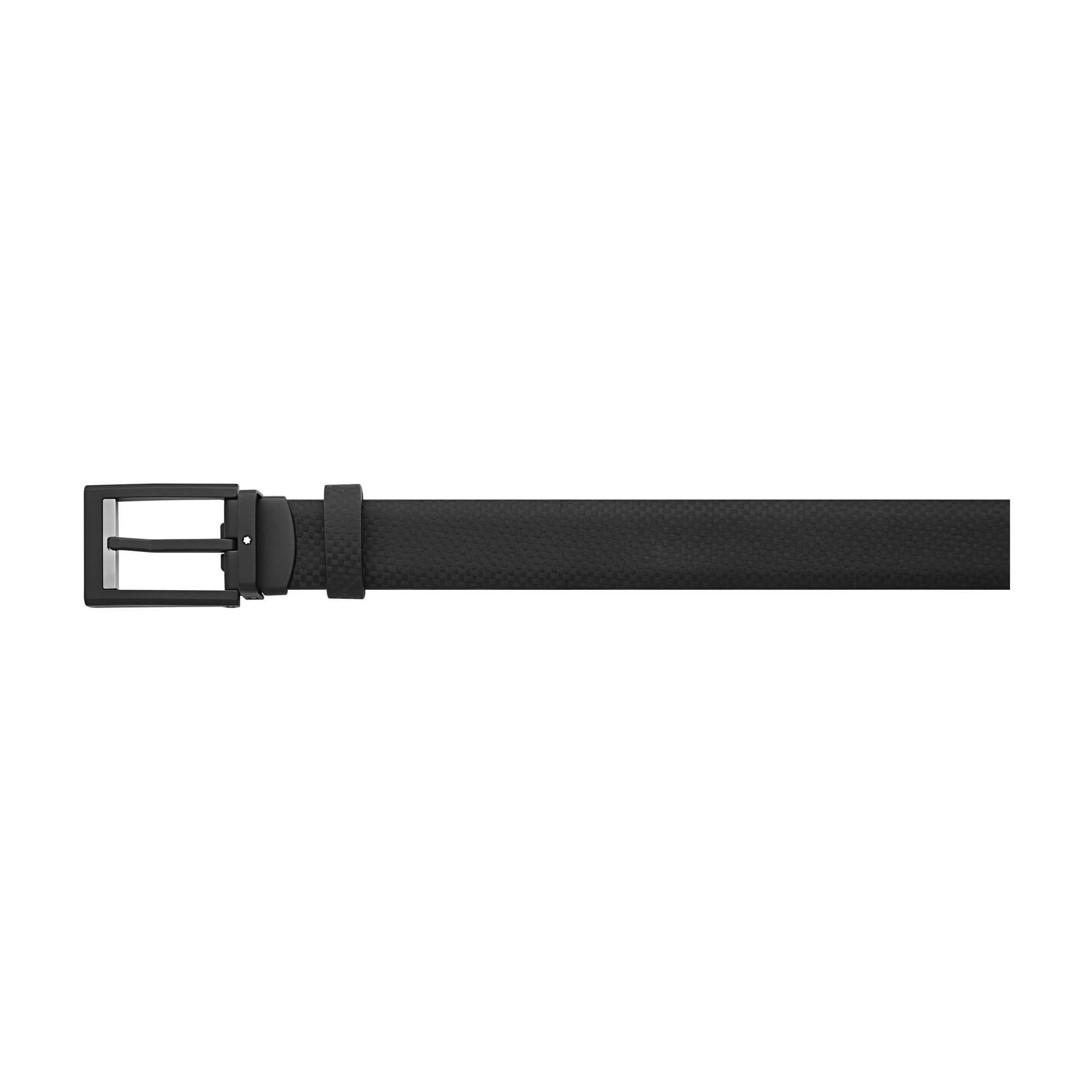Extreme Matt Leather Belt