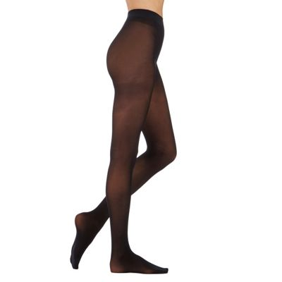 Black 30 Denier Opaque Tights Three Pack