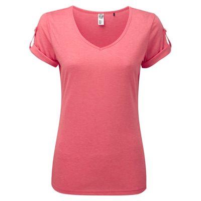 Tog 24 Coral stripe riva dri release t-shirt