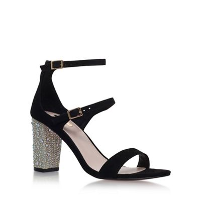 625483f7d3c Carvela Black  Geisha  high heel sandals