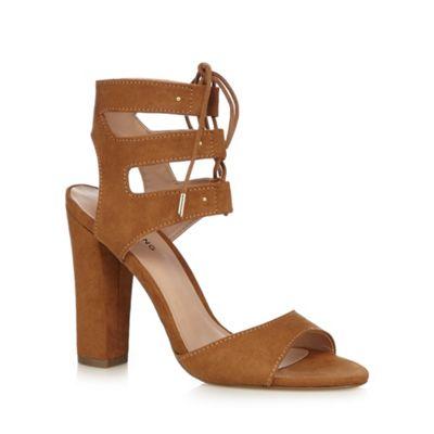 0f9a3ede8da Call It Spring Tan  Zigorwen  lace high sandals