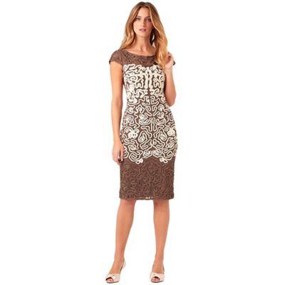 Phase Eight Akiko Tapework Dress