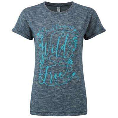 Tog 24 French navy brett t-shirt wild print
