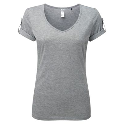 Tog 24 Grey marl riva dri release t-shirt