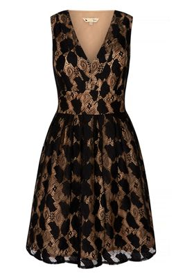 Yumi Black YumiBlack Vintage Lace Dress