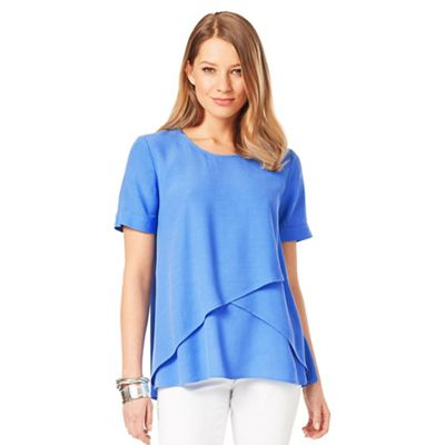 a29b95507293c6 Phase Eight Louise Layered Blouse