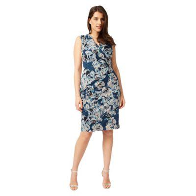 Studio 8 Sizes 12-26 Multi-coloured clemmy dress