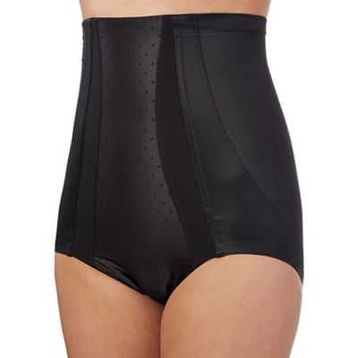 Debenhams Black high waist briefs