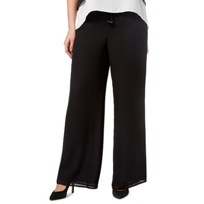 799f6f1f2c7 Windsmoor Black Drawstring Trousers