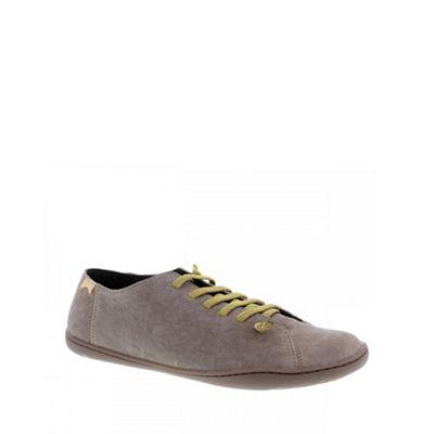 e951a3b7ef Camper Pastel grey 'Peu' women's shoes