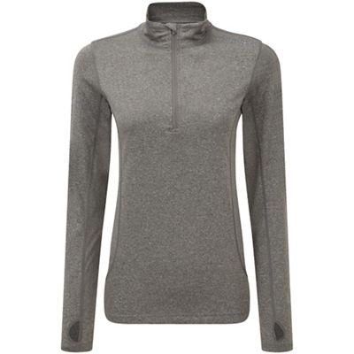 Tog 24 Grey marl nettle tcz coffee long sleeve t-shirt