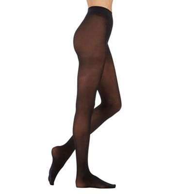 Aristoc Black 30 denier opaque tights