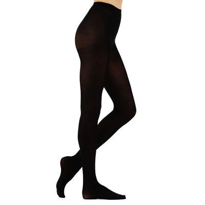 Debenhams Pack of two black 40 denier opaque tights