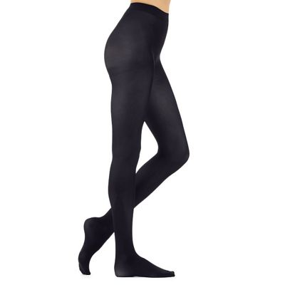 J by Jasper Conran Navy 60D supersoft opaque tights