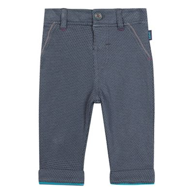 Baker by Ted Baker Baby boys' grey geometric print chinos