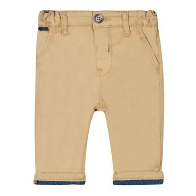 Baker by Ted Baker Baby boys' beige chinos