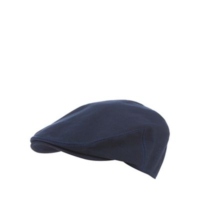 Baker by Ted Baker Boys' navy flat cap