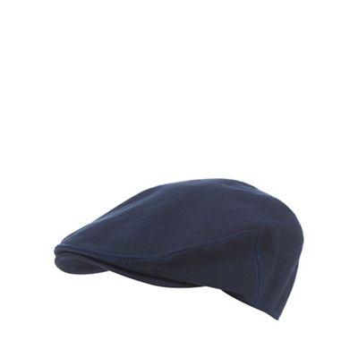 Baker by Ted Baker Boys' navy flat cap