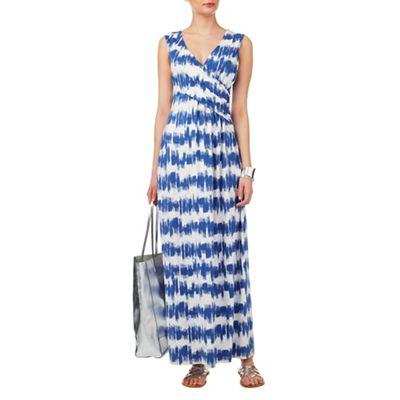 Phase Eight Briony blurred stripe maxi dress