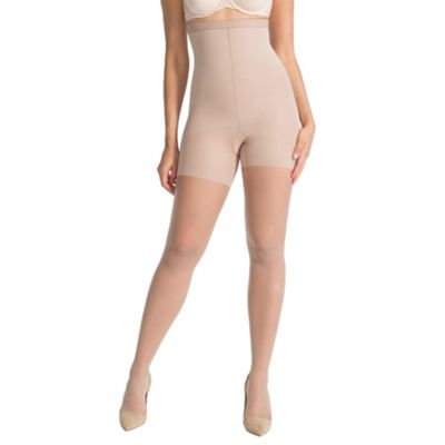 Spanx Nude 'Luxe leg' high-waisted tights