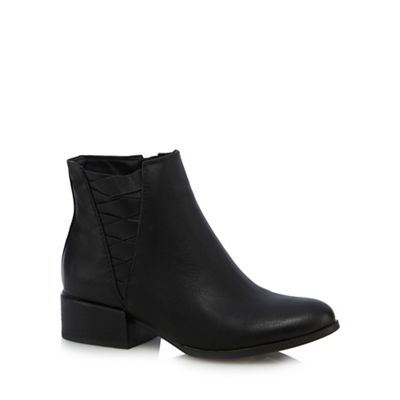 350b2d5695556f Call It Spring Black  Onillan  ankle boots