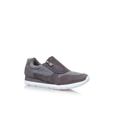 Anne Klein Grey 'Wasyl' flat sneakers