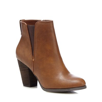 4535d8a98d2d15 Call It Spring Brown  Pydia  boots