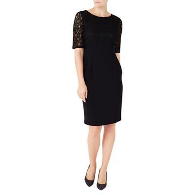 Jacques Vert Lace Top Dress